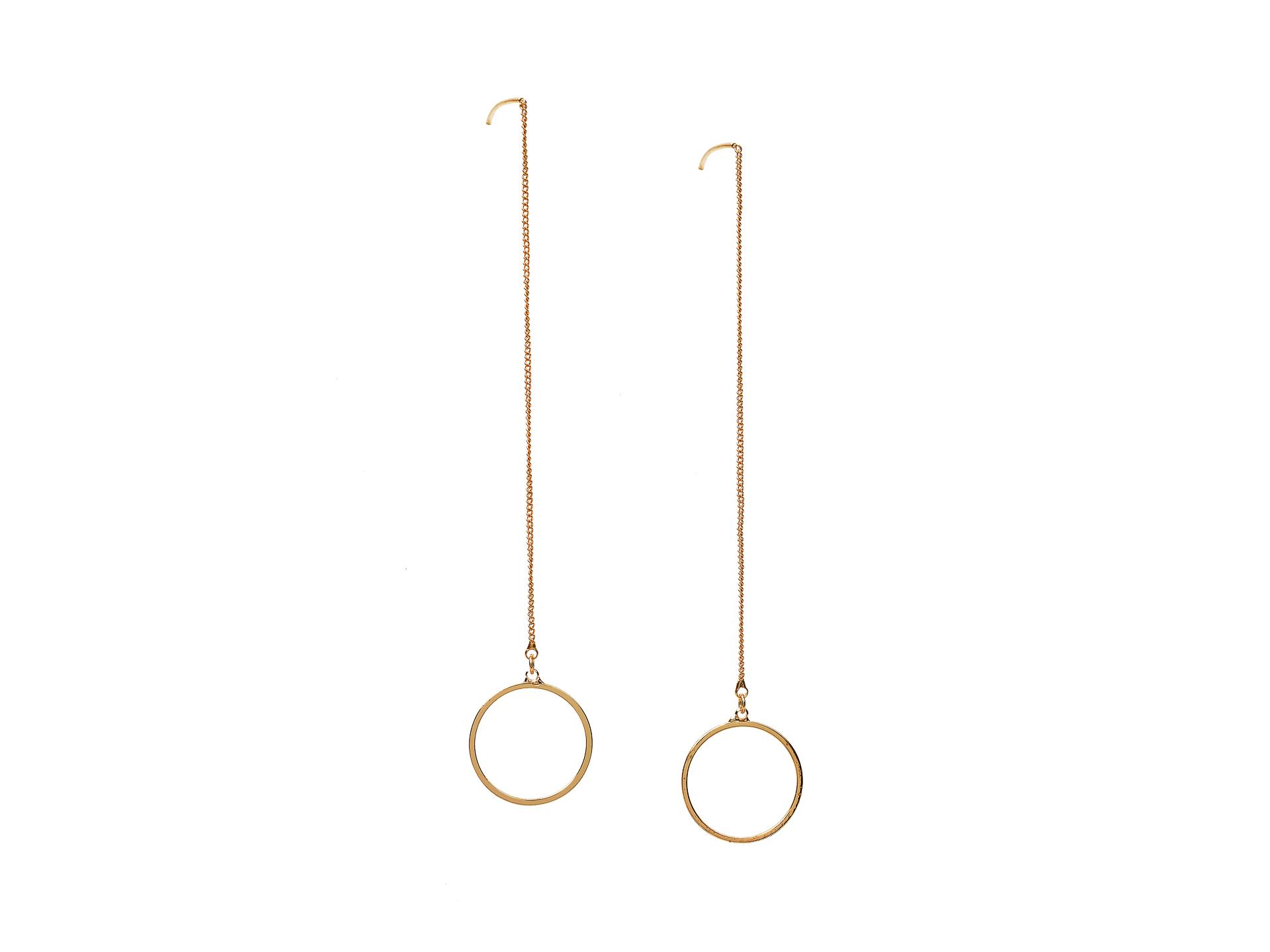 Cercei ALDO aurii, Rostagni710, din metal