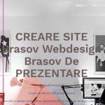 Creare site Brasov Webdesign Brasov