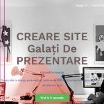 Creare site Galati Webdesing Galati
