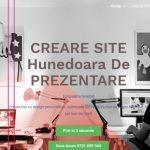 Creare site Hunedoara Webdesing Hunedoara
