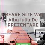 creare site alba iulia
