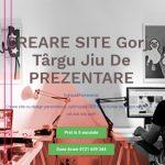 Creare site Targu Jiu, creare site web targu jiu,creare magazin online targu jiu, realizare site targu jiu, creare site gorj pret, creare site targu jiu pret